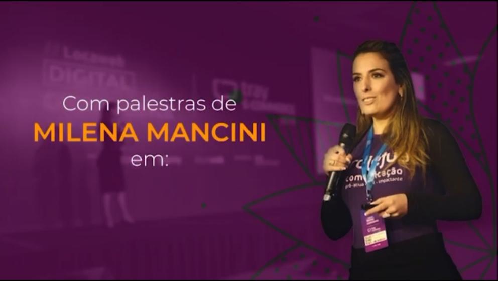 Milena Mancini no TrayConf 2020