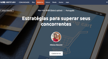 Webinar Estratégias para superar Concorrentes