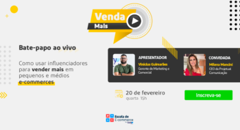 Webinar Marketing de Influência