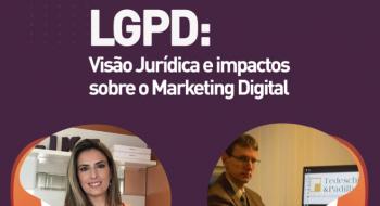 webinar LGPD