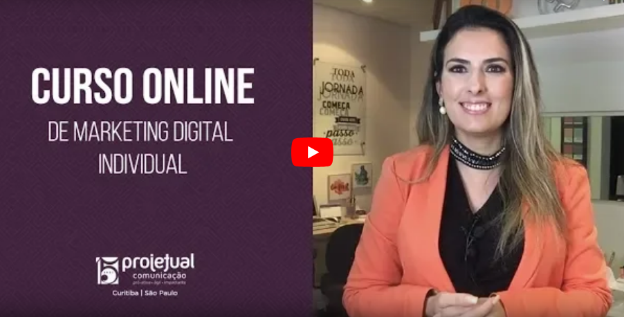 Curso Online de Marketing Digital Individual