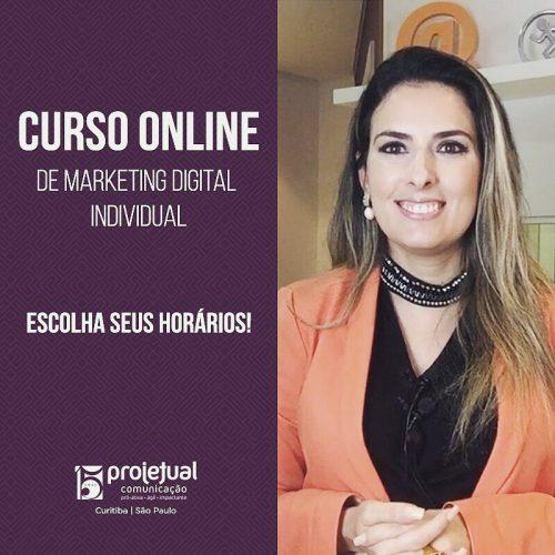 Curso Online de Marketing Digital Individual