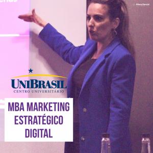 MBA marketing estratégico digital