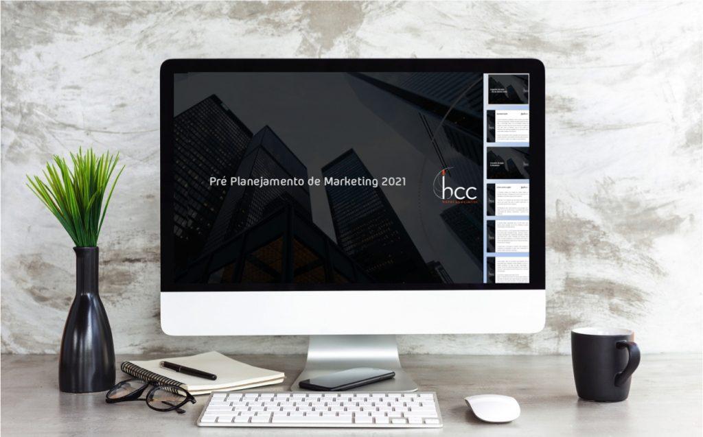 Plano de Marketing HCC Hotel Specialist